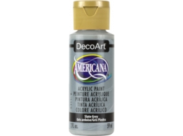 Slate Grey - 2oz DecoArt Americana Acrylic Paint