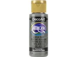 Neutral Grey Toning - 2oz DecoArt Americana Acrylic Paint