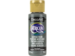 Grey Storm - 2oz DecoArt Americana Acrylic Paint