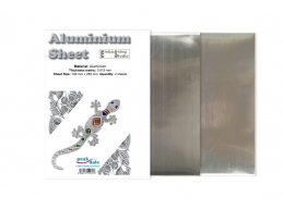 Peak Dale Products Aluminium Foil Pack Medium 0.15 mm 2 sheet