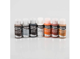 DecoArt Media Line Mixed Pack of 7 - Naturals
