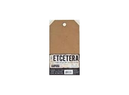 Tim holtz etcetera tags