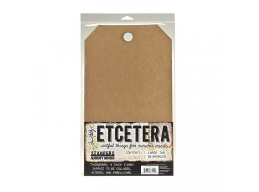 Tim Holtz Etcetera Large Tag