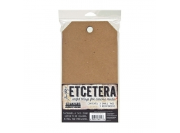 Tim Holtz Etcetera Small Tag