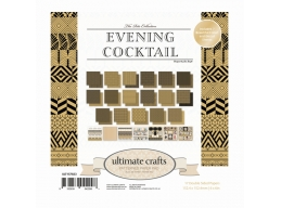 Ultimate Crafts The Ritz Collections - Evening Cocktail 6x6