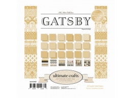 Ultimate Crafts The Ritz Collections - Gatsby 6x6