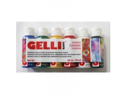 Premium Acrylic Paint Basic - Gelli Arts | Arts of Stourbridge