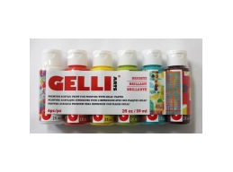 Premium Acrylic Paint Brights - Gelli Arts | Arts of Stourbridge