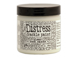 Tim Holtz Distress Crackle Paint from Ranger - Rock Candy 4 fl. oz