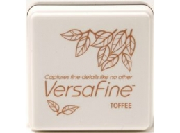 VersaFine Small Ink Pad - Toffee