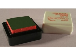 VersaFine Small Ink Pad - Olympia Green