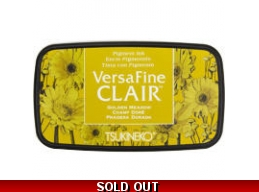 Golden Meadow Versafine Clair Pigment Ink Pad