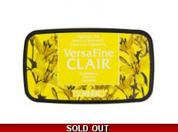 Cheerful Versafine Clair Pigment Ink Pad