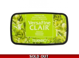 Verdant Versafine Clair Pigment Ink Pad