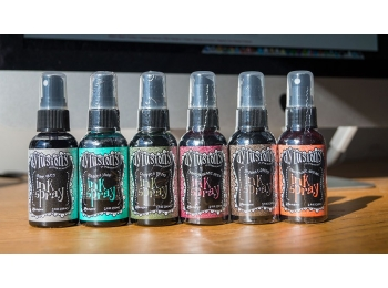 Dylusions - Ink Spray - 6 Spray Collection 1