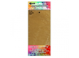 Dylusions - Journaling Tags 10 - Kraft , DYA47797