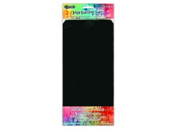Dylusions - Journaling Tags 12 - Black , DYA47803