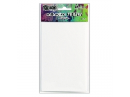Dylusions - Adhesive Canvas Sheets - Blanks - DYA48459