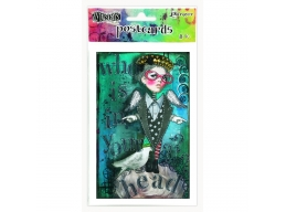 Dylusions - Postcards - Collection 1 , DYA49944