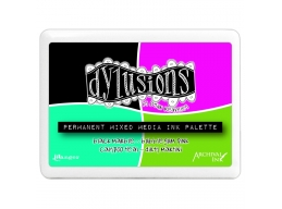 Dylusions - Mixed media Archival Ink Palette , AMP47728