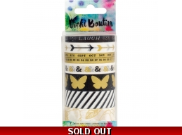 Vicki Boutin Mixed Media Washi Tape 42 Yards