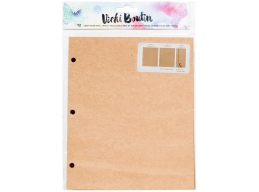 Vicki Boutin Mixed Media Junque Journal Refill 8