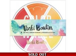 Vicki Boutin Mixed Media Ink Stamp Pads - VBSPS 76803