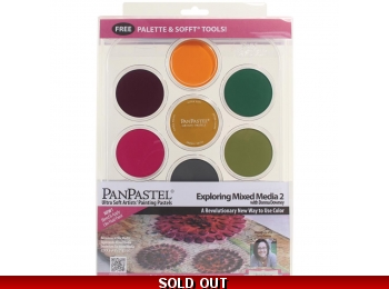 PanPastel Ultra Soft Artist Pastel Set 2 - Donna Downey