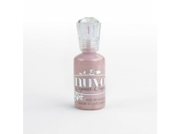 Nuvo Crystal Drops Collection - Raspberry Pink - 657n