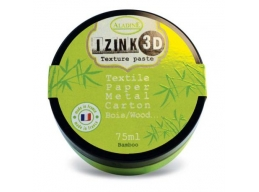 Izink 3D Texture Paste - Bamboo 75ml