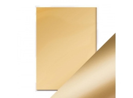 Honey Gold Satin Mirror Card A4 250GSM - 9472E