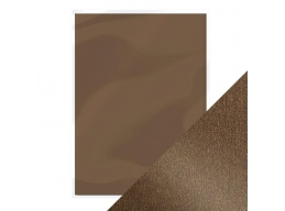 Glazed Chesnut Pearlescent Card A4 250gsm - 9507E