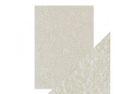 Ivory Bouquet - Handmade Papers - 9807E