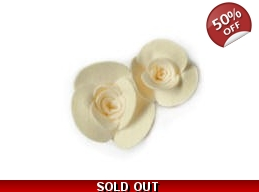 SALE Memory Box Plush Perfect Gardenia Die Set