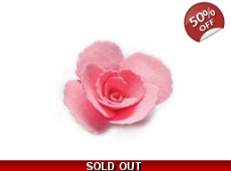 SALE Memory Box Plush Ruffled Rose Die Set