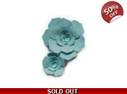 SALE Memory Box Plush Succulent Die Set