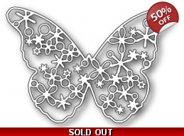 SALE Memory Box Leilani Butterfly Die Set