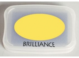 Pearlescent Yellow Brilliance Pad