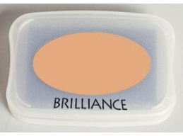 Pearlescent Orange Brilliance Pad
