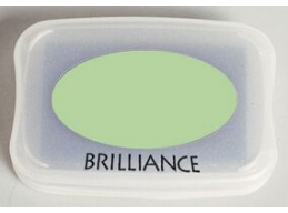 Pearlescent Lime Brilliance Pad
