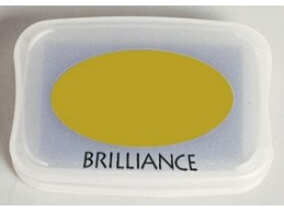 Pearlescent Olive Brilliance Pad