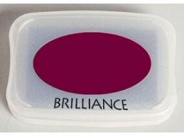 Pearlescent Crimson Brilliance Pad