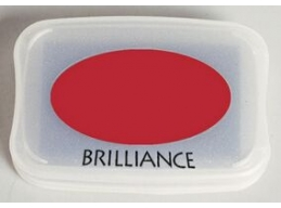 Pearlescent Poppy Brilliance Pad