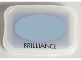 Pearlescent Ice Blue Brilliance Pad