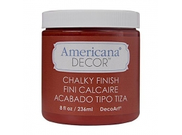 Cameo Americana Decor Chalky Finish - 8oz