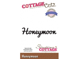 CCX-051 CottageCutz Expressions Die - Honeymoon