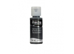 Dark Grey Media Paint