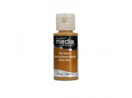 Raw Sienna Media Paint