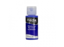 Ultramarine Blue Media Paint