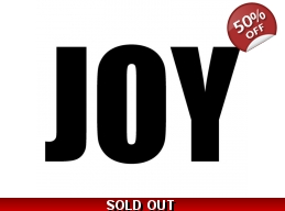 SALE Memory Box Cling Stamp � Bold Joy